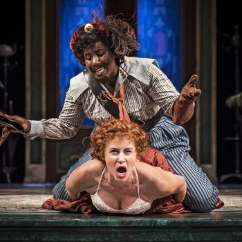 Wild Women: A Review of The Taming of the Shrew at Chicago Shakespeare Theater