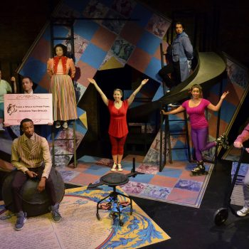 A Royal Delight: A Review of Sylvester at Lifeline Theatre