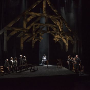 Crossing Over: A Review of The Crucible at Steppenwolf for Young Adults