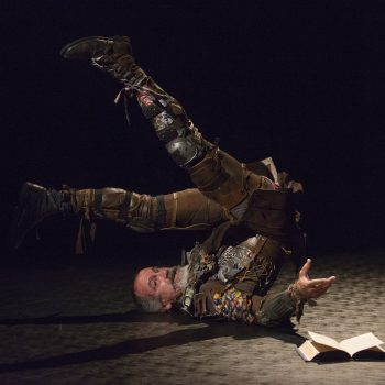 Sans Sancho: A Review of Quixote: On the Conquest of the Self at Writers Theatre