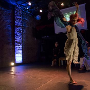 Lost But Not Forgotten: A Review of In Sarah's Shadow, The Eleonora Duse Story at Pop Magic Productions