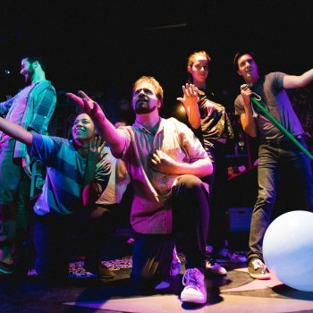 Memory Palace: A Review of Tangles and Plaques at The Neo-Futurists
