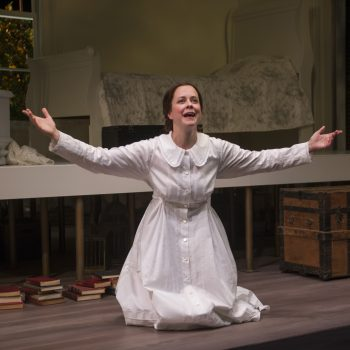 Open Me Carefully: A Review of The Belle of Amherst at Court Theatre