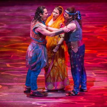 Less Than A Quibble: A Review of The Pearl Fishers at Lyric Opera of Chicago