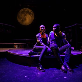 Invisible Forces: A Review of Moon Man Walk at Definition Theatre Company