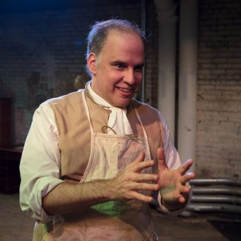 Foundering Father: A Review of Franklinland at Jackalope Theatre