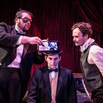 A Macabre Tale: A Review of Nevermore–The Imaginary Life and Mysterious Death of Edgar Allan Poe at Black Button Eyes Productions