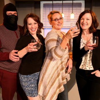 Exhausting and Exhausted: A Review of Women in Jeopardy at First Folio Theatre