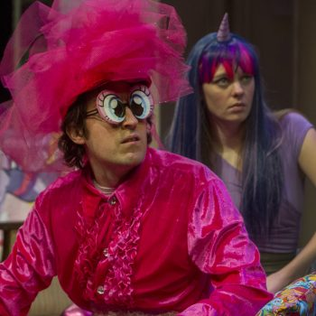 Horse Of A Different Color: A Review of The Antelope Party at Theater Wit