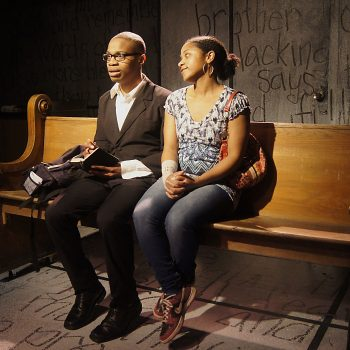 Finding A Way Through: A Review of Surely Goodness and Mercy at Redtwist Theatre
