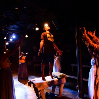 Endless Voyage: A Review of Dontrell, Who Kissed The Sea at First Floor Theater