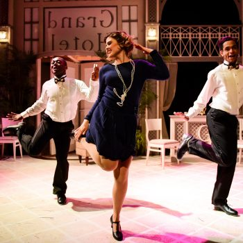 The Not-So-Carefree Life: A Review of Grand Hotel at Kokandy Productions