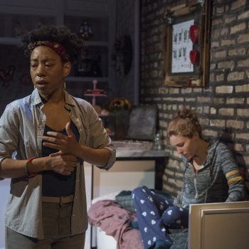 Let Them Eat: A Review of The Cake at Rivendell Theatre Ensemble