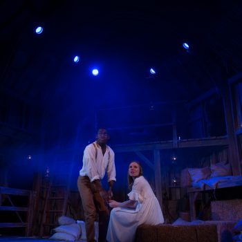 Simpler Times: A Review of Mary's Wedding at First Folio Theatre