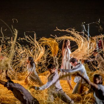 "No More Yielding But a Dream: Joffrey Ballet debuts Alexander Ekman's ""Midsummer Night's Dream"""