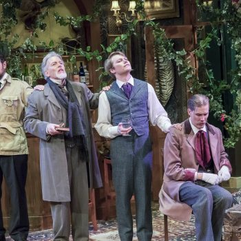 Making Imperialism Great Again: A Review of The Explorers Club at Citadel Theatre