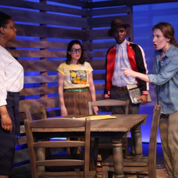 Good History: A Review of A Home on the Lake at Piven Theatre Workshop and Fleetwood-Jourdain Theatre