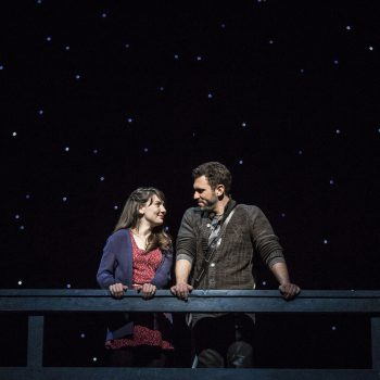 Once Again And Better Than Ever: A Review of Once at Paramount Theatre
