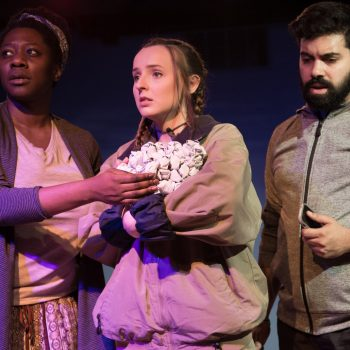 Running To Stand Still: A Review of The Opportunities of Extinction at Broken Nose Theatre