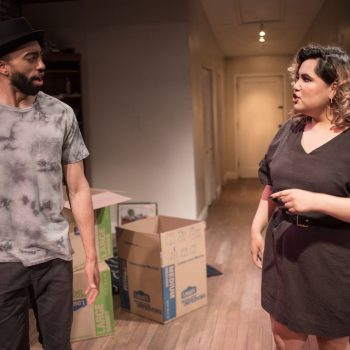 The Evictorcist: A Review of The Displaced at Haven Theatre