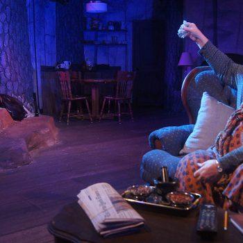 Winter to Winter: A Review of Sagittarius Ponderosa at Redtwist Theatre