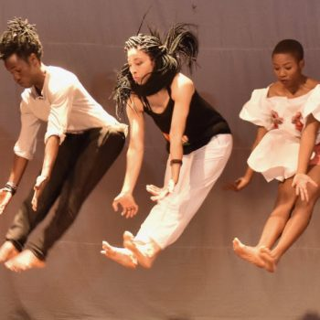 Intercontinental Collaboration: Bringing Together Chicago's Red Clay Dance Company with Uganda's Keiga Dance Company