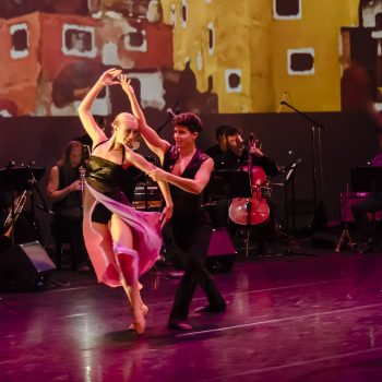 Immersive Alchemy: Cerqua Rivera Dance Theatre Pairs Live Music and Dance in an Uplifting Experience