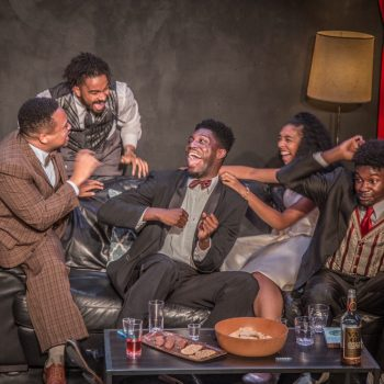 You're Not Ready: A Review of The Shipment at Red Tape Theatre