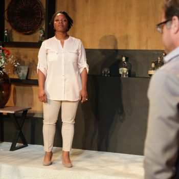 Bleating Heart: A Review of The Goat, or Who Is Sylvia? at Interrobang Theatre Project