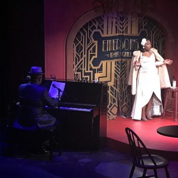 Humanizing a Legend: A Review of Lady Day at Emerson's Bar and Grill at Congo Square Theatre