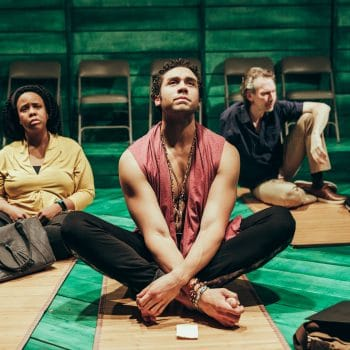 A Call for Change : A Review of Small Mouth Sounds at A Red Orchid Theatre