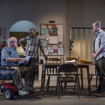 I Believe You, Bruce: A Review of Downstate at Steppenwolf Theatre Company