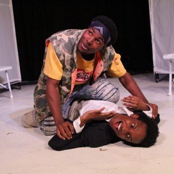 All Eyes On He: A Review of Hooded, Or Being Black for Dummies at First Floor Theater