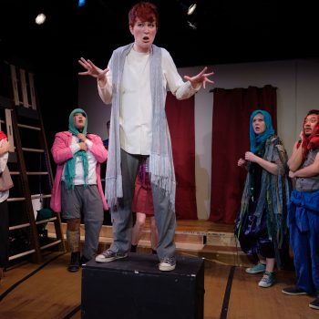 Sea What They Did There? A Review of Moby Dick! The Musical at The Cuckoo's Theater Project