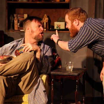 Grim Brothers: A Review of The Lonesome West at AstonRep Theatre Company
