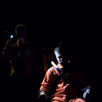 Inert Energy: A Review of There is No Power for the Electric Chair at Trap Door Theatre