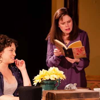 Trivia and Meaning: A Review of Arcadia at Promethean Theatre Ensemble