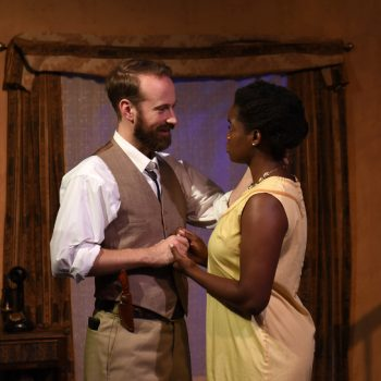 Leaking Light: A Review of The Dark at the Top of the Stairs at Eclipse Theatre Company