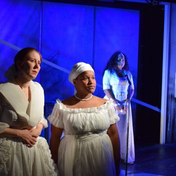 #NotMyQueen: A Review of The Revolutionists at Strawdog Theatre Company