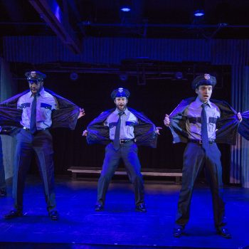Things Could Be Better 'Round Here: A Review of The Full Monty at Theo Ubique Cabaret Theatre