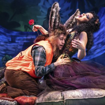 These Gorgeous Worlds: A Midsummer Night's Dream at Chicago Shakespeare Theater