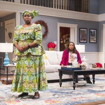 Domestic Import: A Review of Familiar at Steppenwolf Theatre