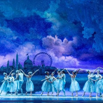 "Tradition Reimagined: A Review of the Joffrey Ballet's ""The Nutcracker"" at the Auditorium Theatre"