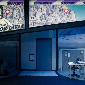 Going Down: A Review of Elevator Girl at Vanguard Arts Collective