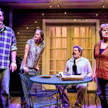 Can't Keep Up: A Review of The Realistic Joneses at Shattered Globe Theatre and Theater Wit