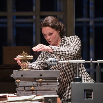 Woman on the Edge: A Review of Photograph 51 at Court Theatre