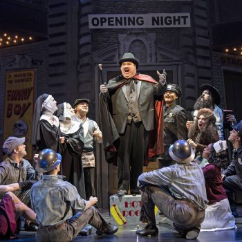 Must The Show Go On: A Review of The Producers at Paramount Theatre