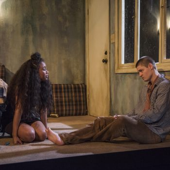 Dog Days: A Review of Yen at Raven Theatre