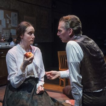 History Repeating: A Review of Hannah and Martin at Shattered Globe Theatre