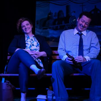 The Median and The Mean: A Review of Life On Paper at Jackalope Theatre